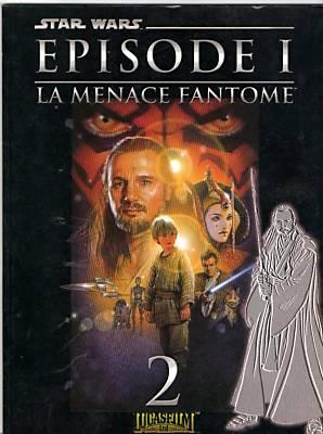 Star Wars: Episode 1 La menace fantôme