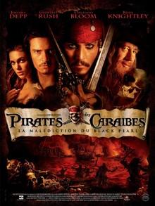 Pirates des Caraibes, la malédiction du Black Pearl