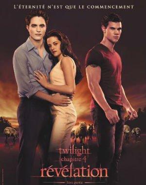 Twilight Chapitre 4 : révélation